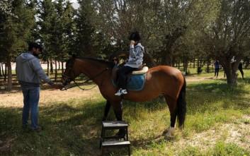 Βόλτες με άλογα και διασκεδαστικές δραστηριότητες στον ιππόδρομο στις 5 Ιουλίου