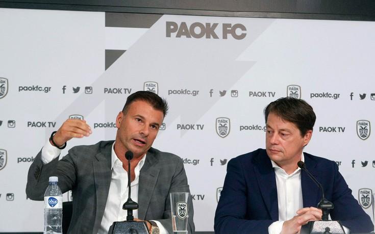 Παρουσίαση Στανόγεβιτς με υποσχέσεις και… Βιεϊρίνια