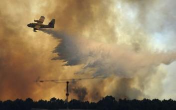 Υπό έλεγχο οι δύο πυρκαγιές που μαίνονταν στην κεντρική Πορτογαλία