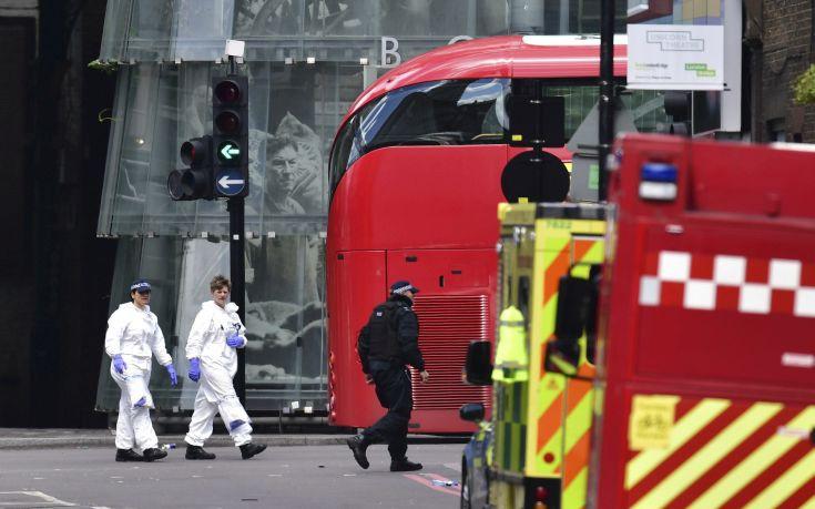 Ταυτοποιήθηκε ο τρίτος δράστης της επίθεσης στο Λονδίνο