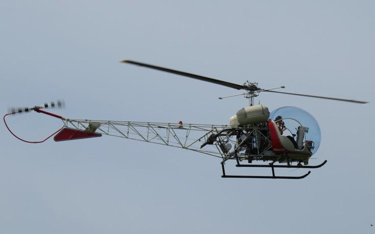 Τα πρώτα στοιχεία για τους επιβαίνοντες στο ελικόπτερο που έπεσε στον Σχινιά
