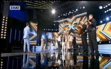 Η έκπληξη στο Σάκη Ρουβά για το γάμο του στη σκηνή του X Factor