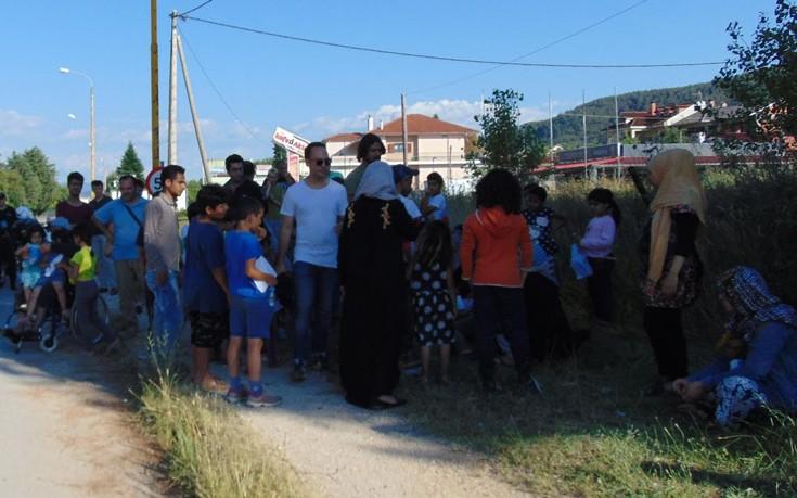 Σκορπιοί στις εγκαταστάσεις όπου φιλοξενούνται πρόσφυγες στα Ιωάννινα