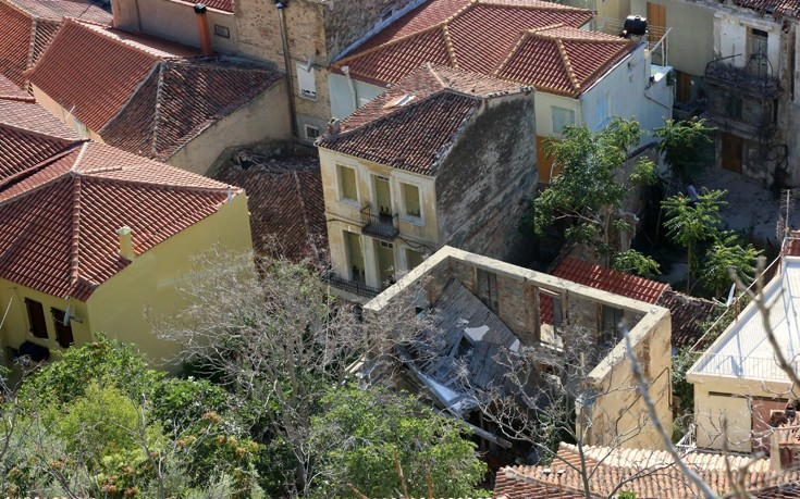 Οι πληγές της σεισμόπληκτης Λέσβου στο επίκεντρο σύσκεψης