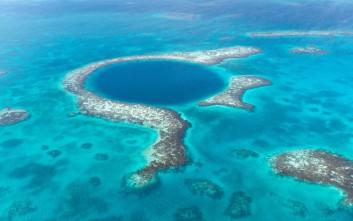 Τα μυστήρια των Μάγιας συναντούν το μπλε της θάλασσας στο Μπελίζ