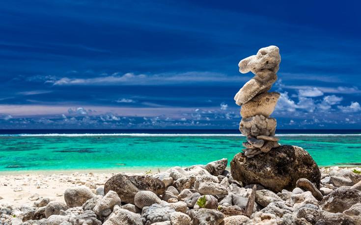 Ανακαλύψτε τον μπλε «πλανήτη» του Ειρηνικού