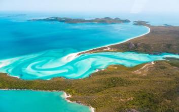 953dfad3f7 Ανακαλύψτε την παραλία με την πιο άσπρη άμμο στον κόσμο – Newsbeast