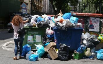 Σήμερα η κρίσιμη συνεδρίαση της ΠΟΕ-ΟΤΑ με φόντο τα «βουνά» των σκουπιδιών
