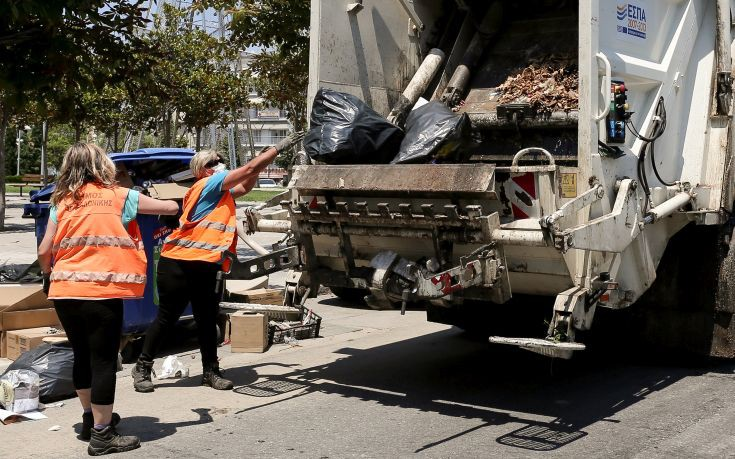 Ξεκίνησε η αποκομιδή απορριμμάτων στο Ηράκλειο