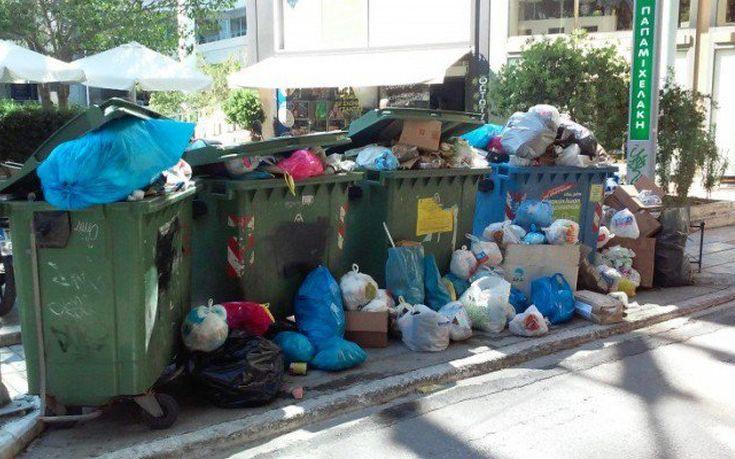 Παρέμβαση του Εισαγγελέα για τα σκουπίδια στα Χανιά