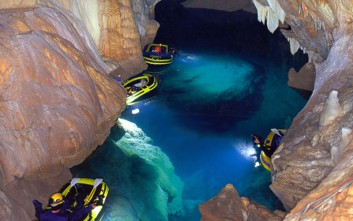 Ο θησαυρός των σπηλαίων της Ελλάδας
