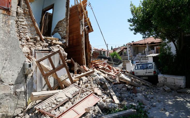 Διαψεύδεται η είδηση των άστεγων σεισμόπληκτων στη Λέσβο
