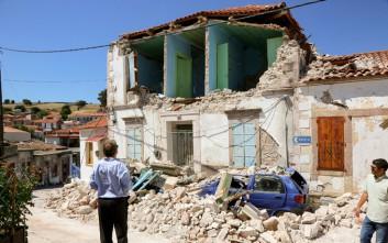 Πρώτη προκαταβολή στην Ελλάδα μετά τους πρόσφατους σεισμούς