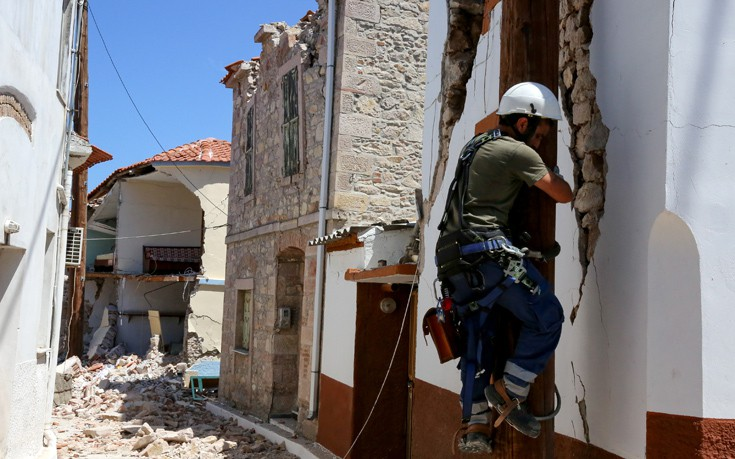 Παρέμβαση εισαγγελέα για τις δηλώσεις για νέο σεισμό στη Λέσβο
