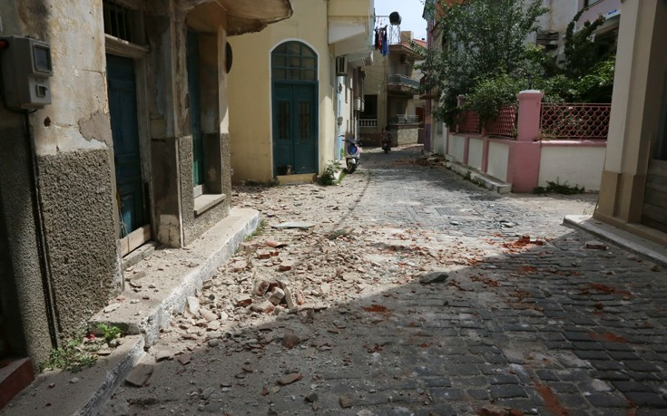 «Σε δύο ώρες θα υπάρχει ολοκληρωμένη εικόνα για την κατάσταση στη Λέσβο»
