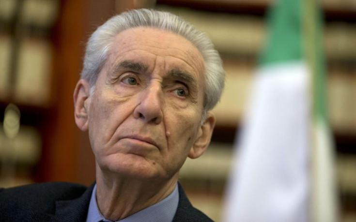 Πέθανε ο φιλέλληνας Στέφανο Ροντοτά
