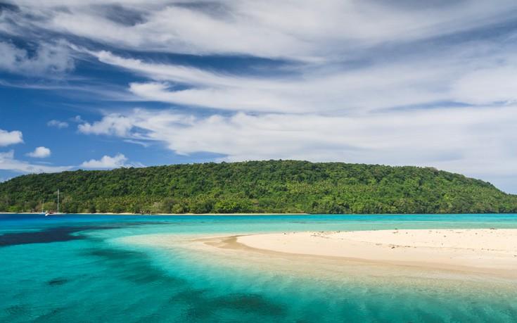 Ένας ανεξερεύνητος παράδεισος στα Φιλικά Νησιά
