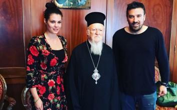 Κορινθίου και Αϊβάζης συναντήθηκαν με τον Οικουμενικό Πατριάρχη