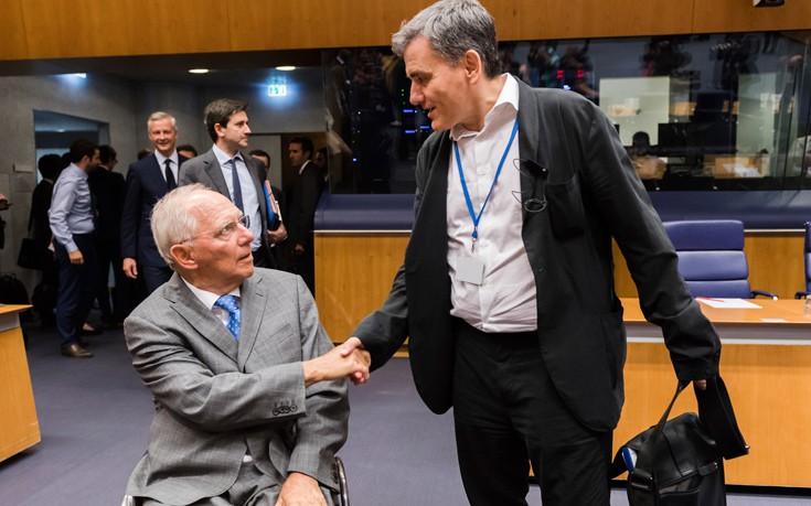 Το τελευταίο Eurogroup για τον Σόιμπλε