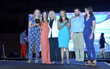 Με τρεις διακρίσεις η WIND στα Event Awards 2017
