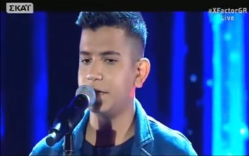 Διθυραμβικά σχόλια για τον 16χρονο Ρομά του X Factor