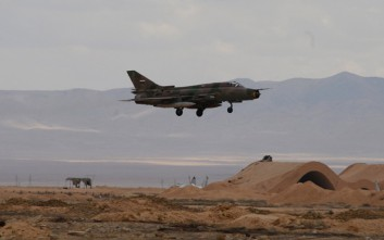 Αντάρτες στη Συρία έριξαν μαχητικό του καθεστώτος