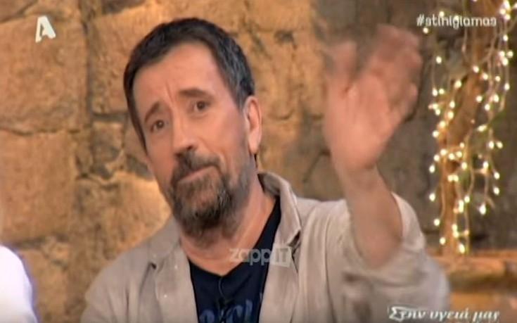 Εκτός Alpha ο Σπύρος Παπαδόπουλος