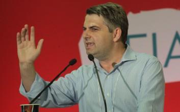 Κωνσταντινόπουλος: Η προοδευτική παράταξη είμαστε εμείς