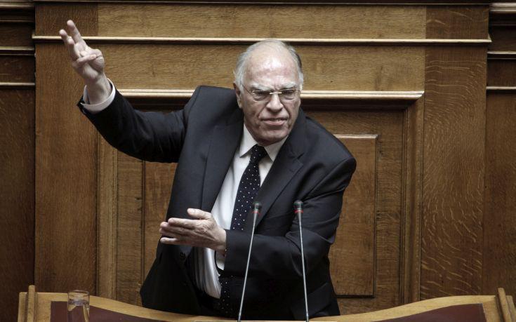 Λεβέντης: Είναι μια συμφωνία ντροπής αυτή του Eurogroup