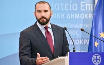 Τζανακόπουλος: Η ελληνική οικονομία έχει περάσει σε φάση δυναμικής ανάκαμψης