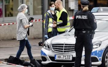 Τον δράστη της φονικής επίθεσης στο Αμβούργο καταδίωξαν κι ακινητοποίησαν περαστικοί