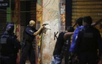 Νεκρός αστυνομικός από νέα επίθεση ενόπλων στο Ρίο ντι Τζανέιρο