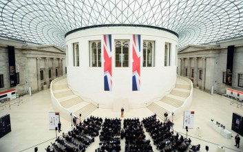Ύποπτο όχημα προκάλεσε την εκκένωση του Βρετανικού Μουσείου