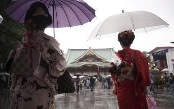 Φονικές πλημμύρες στην Ιαπωνία