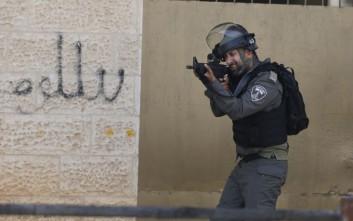 Αυξάνεται δραματικά η ένταση στη Δυτική Όχθη