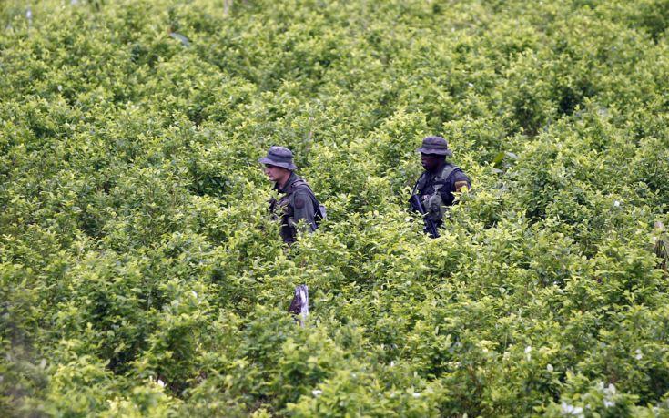 Ισχυρό πλήγμα της κολομβιανής αστυνομίας στην «Clan del Golfo»