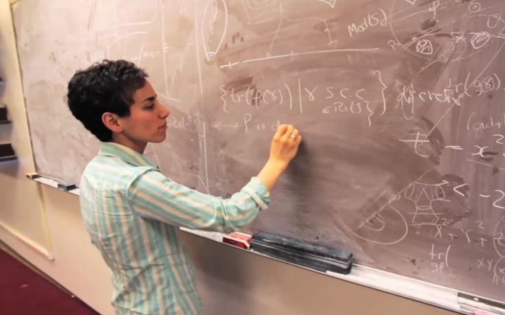 Έφυγε» η μαθηματικός και κάτοχος του Μεταλλίου Φιλντς, Μαριάμ ...