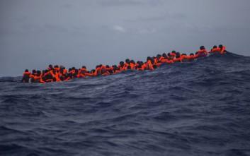 μετανάστες μεσόγειος