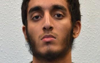 Ισόβια στον 19χρονο που σκόπευε να βάλει βόμβες σε Όξφορντ Στριτ και σε συναυλία του Έλτον Τζον