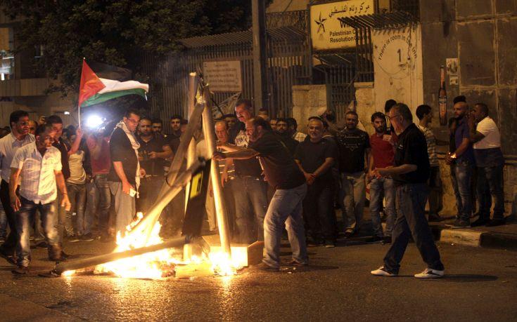 «Το Ισραήλ παραβιάζει τα ανθρώπινα δικαιώματα στην Πλατεία των Τεμενών»