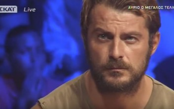 Η στιγμή που ο Ντάνος περνάει στον τελικό του Survivor