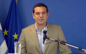 Τσίπρας: Έχουν δημιουργηθεί περισσότερες από 320.000 θέσεις εργασίας από όταν αναλάβαμε