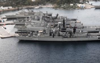 Στην Αλεξάνδρεια το Πολεμικό Πλοίο Γενικής Υποστήριξης «ΠΡΟΜΗΘΕΥΣ»