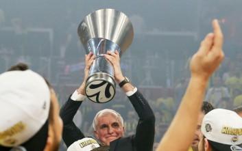 Προπονητής της χρονιάς στη Euroleague ο Ομπράντοβιτς