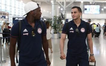 Νέα συμβόλαια για Ομάρ και Μπεν στον Ολυμπιακό