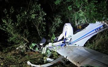 Τα πρώτα στοιχεία για τους νεκρούς στη συντριβή του αεροσκάφους στη Λάρισα