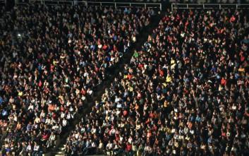 Αντιδράσεις για την κακοποίηση γυναίκας στη συναυλία στο Καλλιμάρμαρο