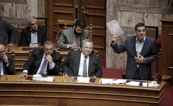 Τσίπρας: Ο φάκελος της Κύπρου θα ανοίξει όταν το κρίνουν και οι δύο πλευρές