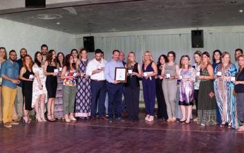 Χρυσό βραβείο για την WIND στα Teleperformance Greece CRM Grand Prix Customer Service Awards