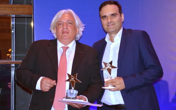 Διάκριση της LG Electronics στα «Diamonds of the Greek Economy 2017»
